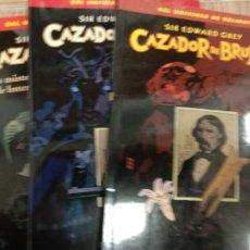 Cómics: CAZADOR DE BRUJAS NUMEROS 1 AL 3 2 - NORMA - MIKE MIGNOLA - HELLBOY. Lote 226478980