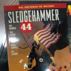 Cómics: SLEDGEHAMMER 44 - UNIVERSO MIKE MIGNOLA - NORMA EDITORIAL. Lote 226480115