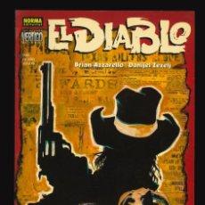 Cómics: EL DIABLO - NORMA (COLECCIÓN VÉRTIGO 250). Lote 226559295