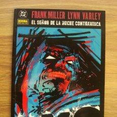 Cómics: DK2 EL SEÑOR DE LA NOCHE CONTRAATACA Nº 3 (BATMAN) NORMA (DC). Lote 226565335