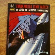 Cómics: DK2 EL SEÑOR DE LA NOCHE CONTRAATACA Nº 3 (BATMAN) NORMA (DC). Lote 226565555
