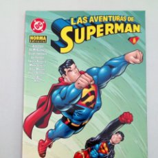 Cómics: LAS AVENTURAS DE SUPERMAN Nº 6. LOEB, MCGUINNESS, IMMONEN, PAQUETTE, RAIMONDI, KANO.... Lote 226614425