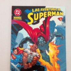 Cómics: LAS AVENTURAS DE SUPERMAN Nº 5. IMMONEN, MILLAR, SCHULTZ, KELLY, GARCÍA, KANO.... Lote 226614840