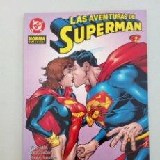 Cómics: LAS AVENTURAS DE SUPERMAN Nº 2. LOEB, MCKONE, MILLAR, IMMONEN, KELLY, GARCÍA.... Lote 226616171
