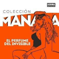 Cómics: COLECCIÓN MILO MANARA 4 : EL PERFUME DEL INVISIBLE - NORMA / TAPA DURA. Lote 226621632
