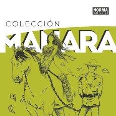 Cómics: COLECCIÓN MILO MANARA 8 : ODISEAS INICIATICAS - NORMA / TAPA DURA. Lote 226624480