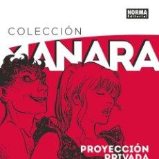 Cómics: COLECCIÓN MILO MANARA 9 : PROYECCIÓN PRIVADA - NORMA / TAPA DURA. Lote 226625335