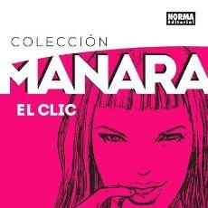 Cómics: COLECCIÓN MILO MANARA 1 2 3 4 5 6 7 8 9 COMPLETA - NORMA / TAPA DURA. Lote 226626035
