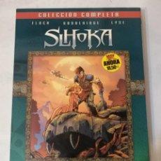 Cómics: SLHOKA.COLECCIÓN COMPLETA.. Lote 226775000