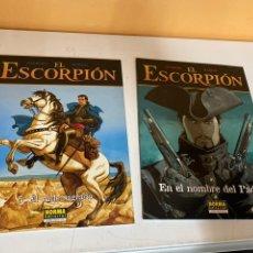 Cómics: EL ESCORPIÓN. Lote 226879580