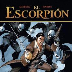 Fumetti: CÓMICS. EL ESCORPIÓN 12. EL MAL AUGURIO - DESBERG / ENRICO MARINI. Lote 227637980