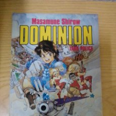Cómics: DOMINION TANK POLICE N 1 NORMA EDITORIAL. Lote 227689470