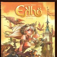 Cómics: EKHO MUNDO ESPEJO 1 - NORMA / EDICION INTEGRAL / TAPA DURA. Lote 225765175