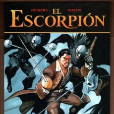 Cómics: EL ESCORPION 12 : EL MAL AUGURIO - NORMA / RUSTICA. Lote 227470205