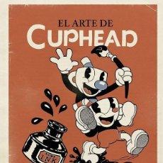 Cómics: EL ARTE DE CUPHEAD - NORMA / LIBRO ILUSTRADO / TAPA DURA. Lote 228213650