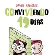 Cómics: CONVIVIENDO 19 DIAS - NORMA / COMIC EUROPEO / TAPA DURA. Lote 228215715