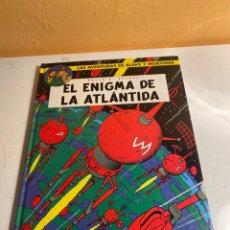 Cómics: EL ENIGMA DE LA ATLÁNTIDA. Lote 228226035