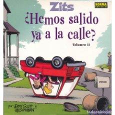 Cómics: ZITS 11. HEMOS SALIDO YA A LA CALLE. JIM BORGMAN. JERRY SCOTT. NORMA. Lote 228361215