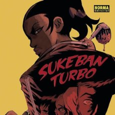 Cómics: SUKEBAN TURBO - NORMA / COMIC EUROPEO / TAPA DURA. Lote 228363336