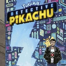 Cómics: POKÉMON : DETECTIVE PIKACHU - NORMA / LEGENDARY / RUSTICA. Lote 228367145