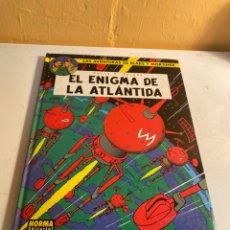 Cómics: EL ENIGMA DE LA ATLÁNTIDA. Lote 228464280