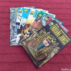Cómics: LAS AVENTURAS DEL JOVEN INDIANA JONES COMIC NORMA EDITORIAL/ARQUEOLOGÍA/MOMIAS/EGIPTO/MISTERIOS/. Lote 228576325
