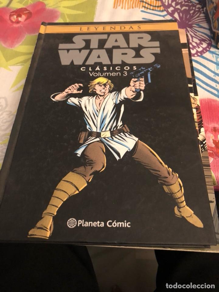 LOTE DE 3 CÓMIC STAR WARS (Tebeos y Comics - Norma - Comic Europeo)