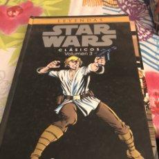 Cómics: LOTE DE 3 CÓMIC STAR WARS. Lote 228797655
