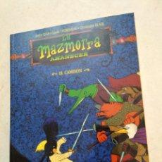 Cómics: LA MAZMORRA AMANECER, EL CAMISÓN ( NORMA EDITORIAL ). Lote 228979390