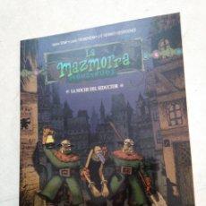 Cómics: LA MAZMORRA MONSTRUOS, LA NOCHE DEL SEDUCTOR ( NORMA EDITORIAL ). Lote 228979960