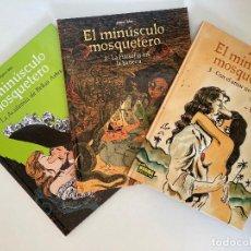 Fumetti: EL MINÚSCULO MOSQUETERO DE JOANN SFAR. OBRA COMPLETA. NORMA EDITORIAL.. Lote 229176620