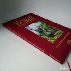 Cómics: J.R.R. TOLKIEN. EL HOBBIT. HISTORIA DE UNA IDA Y UNA VUELTA. EDICIÓN DE LUJO. Lote 229287590