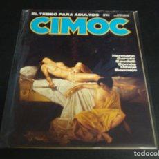 Cómics: CIMOC # 44. Lote 229311495