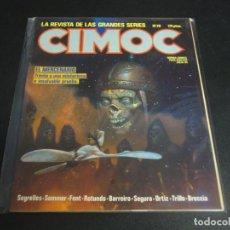 Cómics: CIMOC # 29. Lote 229311965