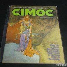 Cómics: CIMOC # 27. Lote 229312065
