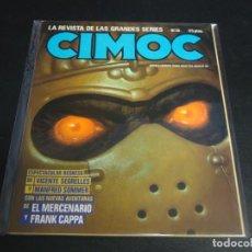 Cómics: CIMOC # 25. Lote 229312130