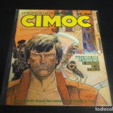 Cómics: CIMOC # 22. Lote 229312245
