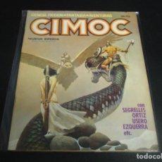 Cómics: CIMOC # 2. Lote 229312345