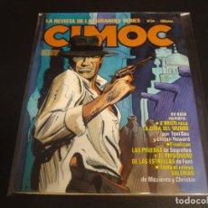 Cómics: CIMOC #34. Lote 229317015
