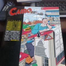 Cómics: CAIRO ESPECIAL ARQUITECTURA. Lote 229555405