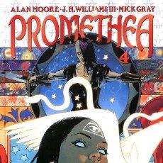 Comics : PROMETHEA 4. ALAN MOORE. JH WILLIAMS III. MICK GRAY. NORMA EDITORIAL. TAPA DURA. Lote 229612200