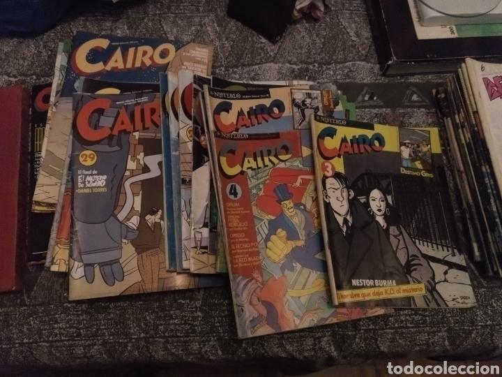 CAIRO 20 EJEMPLARES (Tebeos y Comics - Norma - Cairo)