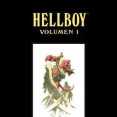 Cómics: HELLBOY VOL. 1 , INTEGRAL. Lote 294498883