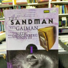 Fumetti: THE SANDMAN - PRELUDIOS Y NOCTURNOS - GAIMAN - KIETH - DRINGENBERG - JONES. Lote 231315430