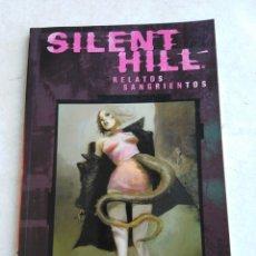 Cómics: SILENT HILL, RELATOS SANGRIENTOS ( NÚMERO 33 ). Lote 231715115