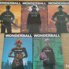 Cómics: WONDERBALL (COMPLETA), DE NORMA EDITORIAL (JEAN-PIERRE PÉCAU, FRED DUVAL & COLIN WILSON). Lote 232210980