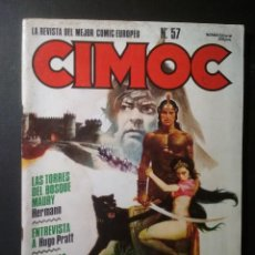 Cómics: CIMOC N57. Lote 232321070