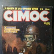 Cómics: CIMOC N.26. Lote 232321220