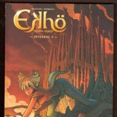 Cómics: EKHO MUNDO ESPEJO 2 - NORMA / EDICIÓN INTEGRAL / COMIC EUROPEO / TAPA DURA. Lote 228216897