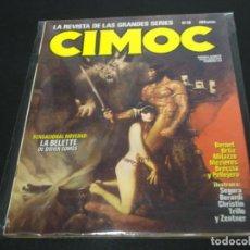 Cómics: CIMOC 36. Lote 232553510